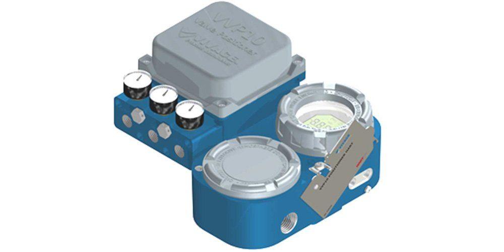 Posicionador Electroneumático HART Para Válvulas de Control