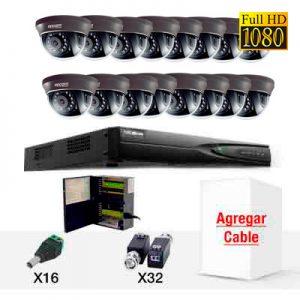 Sistema Turbo HD CCTV